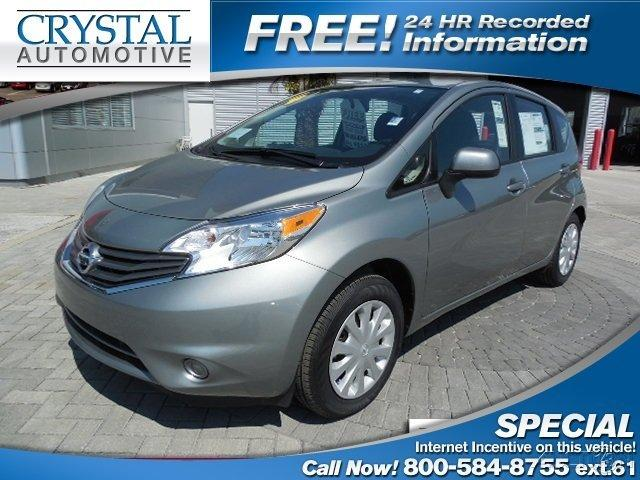 2015 nissan versa note s 4dr hatchback for sale in homosassa florida classified. Black Bedroom Furniture Sets. Home Design Ideas