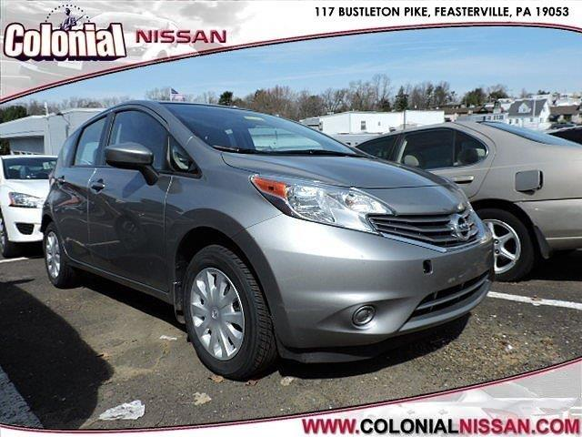 2015 nissan versa note s s 4dr hatchback for sale in langhorne pennsylvania classified. Black Bedroom Furniture Sets. Home Design Ideas
