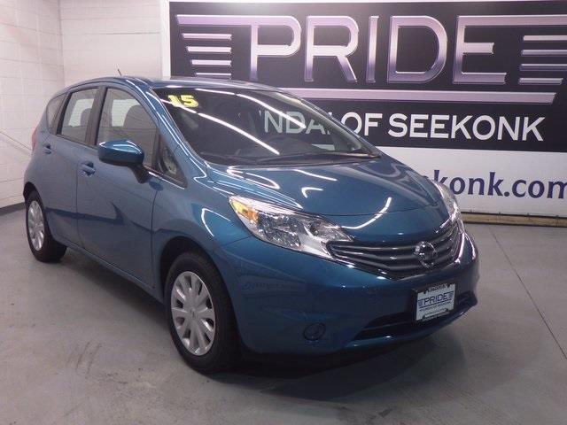 2015 nissan versa note sl sl 4dr hatchback midyear. Black Bedroom Furniture Sets. Home Design Ideas