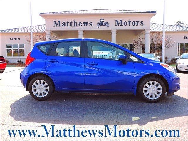 2015 nissan versa note sv sv 4dr hatchback for sale in for Matthews motors goldsboro nc