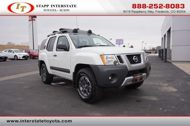 2015 nissan xterra pro 4x 4x4 pro 4x 4dr suv 6m for sale in longmont colorado classified. Black Bedroom Furniture Sets. Home Design Ideas