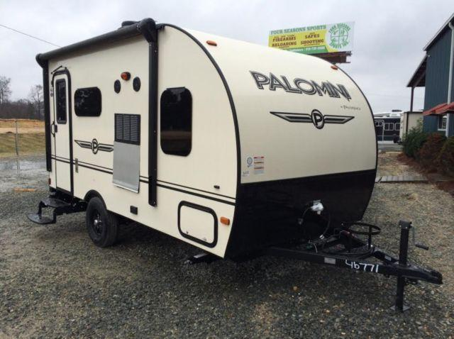 2015 Palomino Palomini Lite Weight Travel Trailer Model