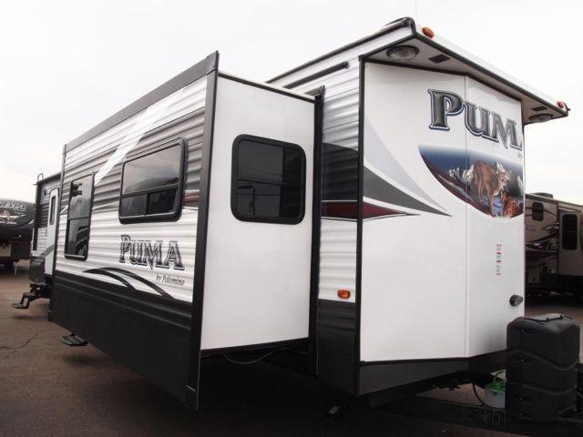 2015 Palomino Puma 39fks Destination Park Model Travel