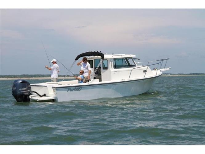 2015 Parker Boats 2520 XL Sport Cabin