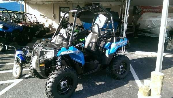2015 Polaris Polaris Ace 570