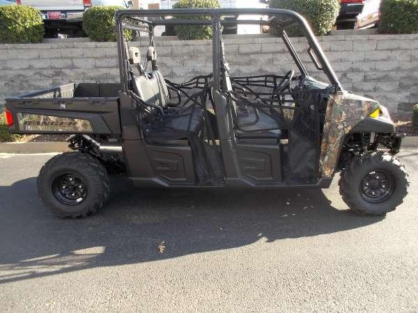 2015 Polaris Ranger Crew 570 EPS Full-Size