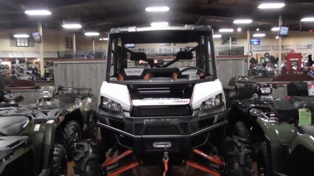 2015 Polaris Ranger Crew 900 Eps White Lightning For Sale