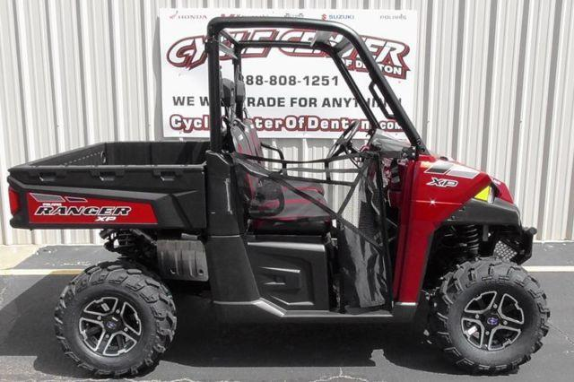2015 polaris ranger xp 900 eps sunset red for sale in denton texas classified. Black Bedroom Furniture Sets. Home Design Ideas
