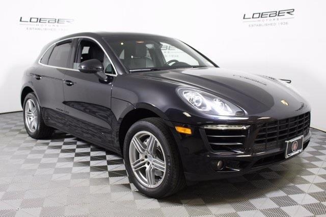 2015 porsche macan s awd s 4dr suv for sale in lincolnwood illinois classified. Black Bedroom Furniture Sets. Home Design Ideas