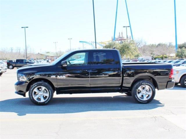 2015 ram ram pickup 1500 4x4 sport 4dr crew cab 5 5 ft sb pickup for sale in canyon lake texas. Black Bedroom Furniture Sets. Home Design Ideas