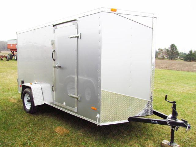 2015 RC 6 x 12 Enclosed Trailer for Sale in Bad Axe ...  2015 RC 6 x 12 ...