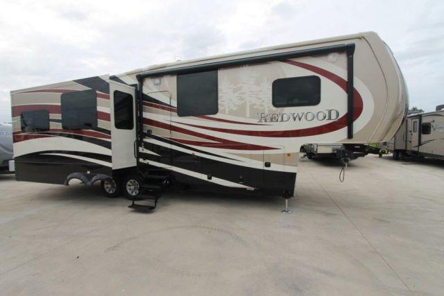 Redwood Travel Trailers For Sale In Texas