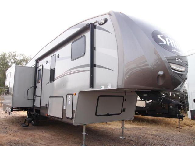 2015 Sabre Silhouette Select 314 RLKS 5th Wheel W 3
