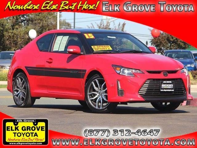 2015 Scion tC Base 2dr Coupe 6A