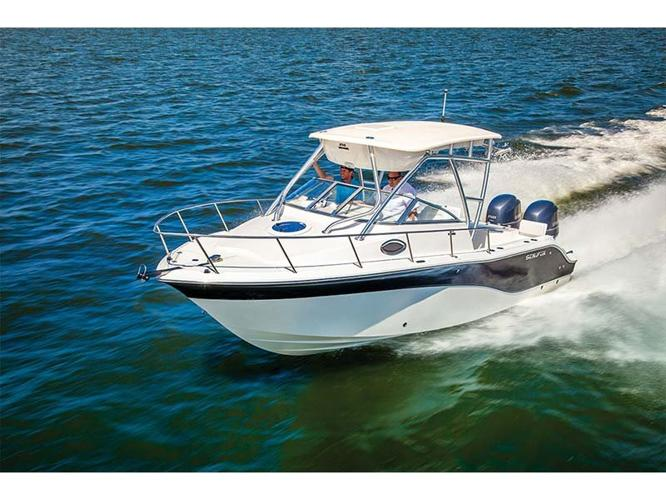 2015 sea fox 256 voyager for sale in fort pierce florida classified. Black Bedroom Furniture Sets. Home Design Ideas