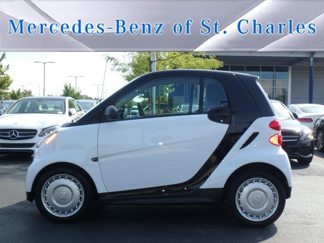 2015 Smart fortwo pure pure 2dr Hatchback