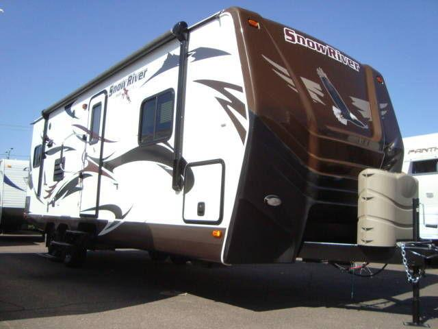 2015 Snow River 254LSS Rugged Lite