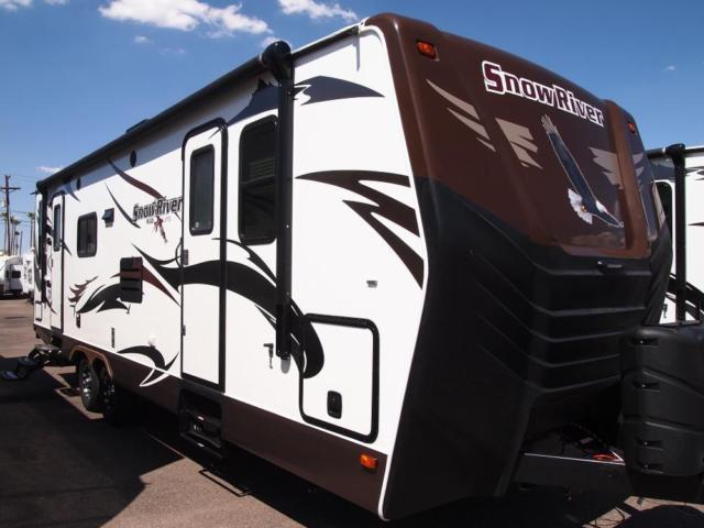 2015 Snow River 266RDS Rugged Lite