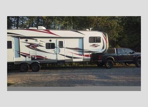 2015 Stealth Toy Hauler For Sale In Longview Washington