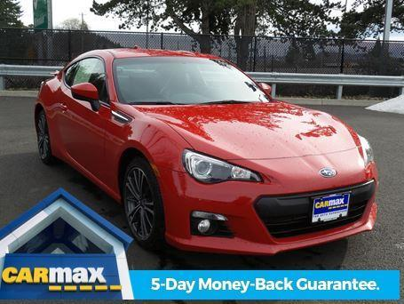 2015 Subaru BRZ Limited Limited 2dr Coupe 6A