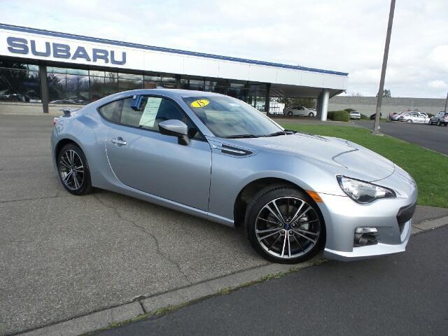 2015 subaru brz limited limited 2dr coupe 6m for sale in medford oregon classified. Black Bedroom Furniture Sets. Home Design Ideas