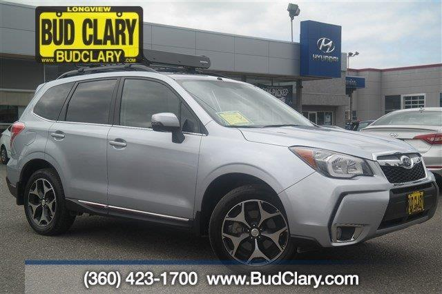 2015 subaru forester 2 0xt touring awd 2 0xt touring 4dr wagon for sale in longview washington. Black Bedroom Furniture Sets. Home Design Ideas