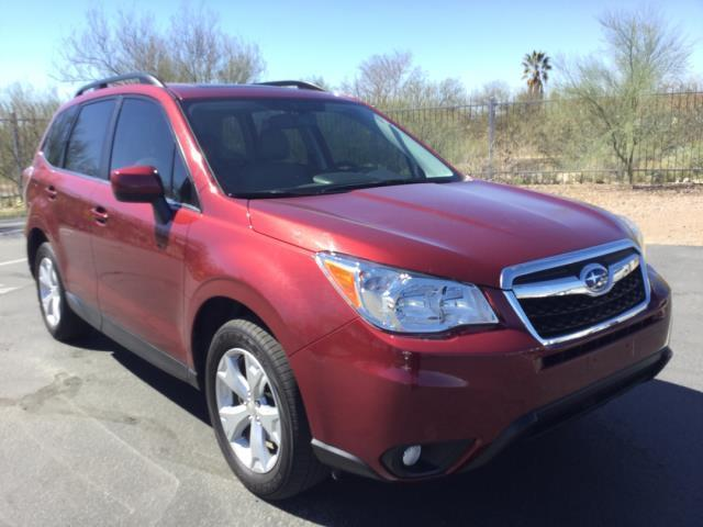 2015 subaru forester limited awd limited 4dr wagon for sale in tucson arizona. Black Bedroom Furniture Sets. Home Design Ideas