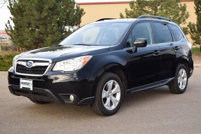 2015 subaru forester limited awd limited 4dr wagon for sale in longmont colorado. Black Bedroom Furniture Sets. Home Design Ideas
