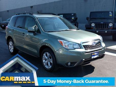 2015 subaru forester limited awd limited 4dr wagon for sale in greensboro north. Black Bedroom Furniture Sets. Home Design Ideas