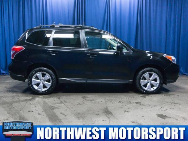 2015 subaru forester premium awd premium 4dr wagon cvt for sale in lynnwood. Black Bedroom Furniture Sets. Home Design Ideas