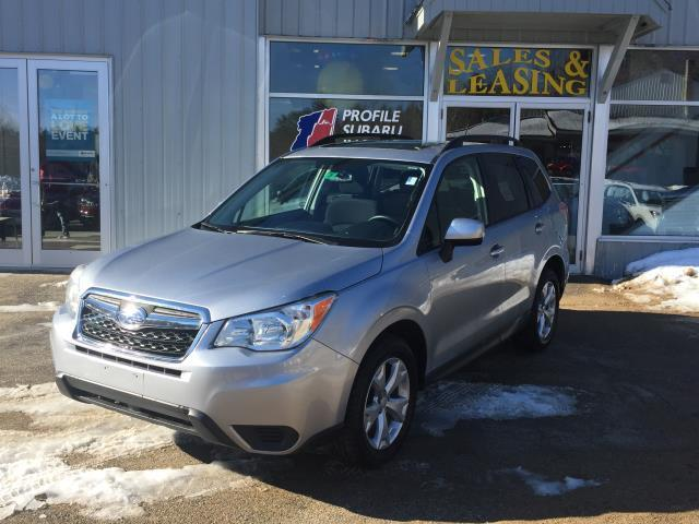 2015 subaru forester premium awd premium 4dr wagon cvt for sale in albany new. Black Bedroom Furniture Sets. Home Design Ideas
