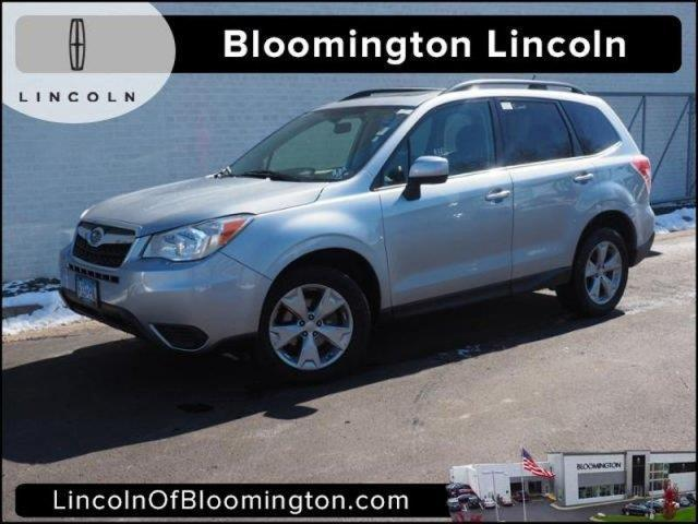2015 subaru forester premium awd premium 4dr wagon cvt for sale in minneapolis. Black Bedroom Furniture Sets. Home Design Ideas