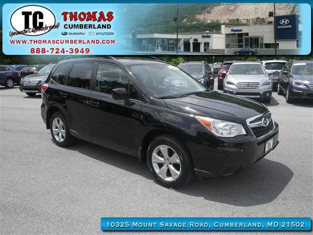 2015 subaru forester premium awd premium 4dr wagon cvt for sale in cumberland. Black Bedroom Furniture Sets. Home Design Ideas