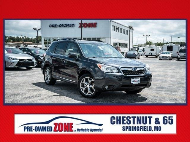 2015 subaru forester premium awd premium 4dr wagon cvt for sale in springfield. Black Bedroom Furniture Sets. Home Design Ideas