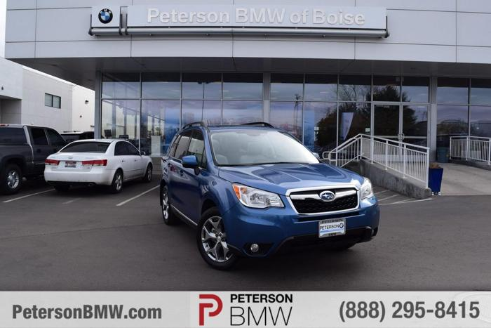 2015 subaru forester touring awd touring 4dr wagon for sale in boise idaho classified. Black Bedroom Furniture Sets. Home Design Ideas