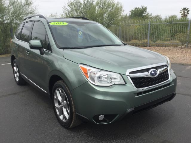 2015 subaru forester touring awd touring 4dr wagon for sale in tucson arizona. Black Bedroom Furniture Sets. Home Design Ideas