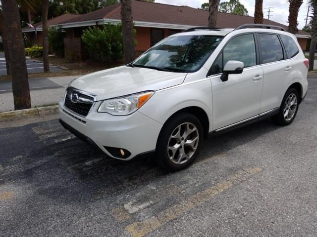 2015 subaru forester touring awd touring 4dr wagon for sale in port charlotte florida. Black Bedroom Furniture Sets. Home Design Ideas