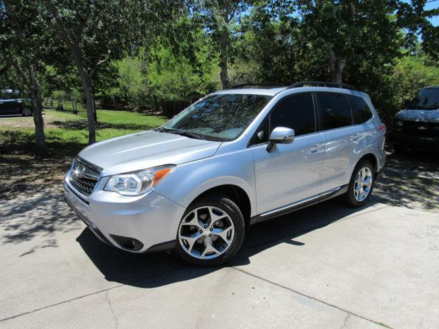 2015 subaru forester touring awd touring 4dr wagon for sale in gainesville florida. Black Bedroom Furniture Sets. Home Design Ideas