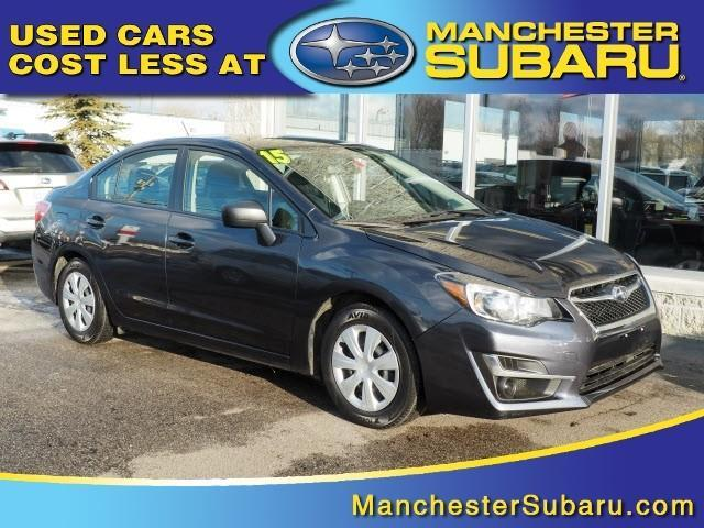 2015 subaru impreza awd 4dr sedan cvt for sale in manchester new hampshire classified. Black Bedroom Furniture Sets. Home Design Ideas