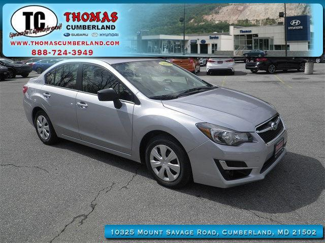 2015 subaru impreza awd 4dr sedan cvt for sale in cumberland maryland classified. Black Bedroom Furniture Sets. Home Design Ideas
