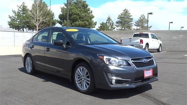 2015 Subaru Impreza 2 0i Premium Awd 2 0i Premium 4dr