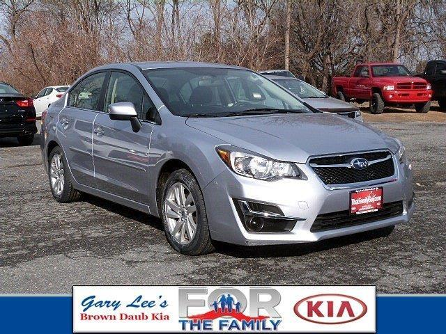2015 subaru impreza premium awd premium 4dr sedan for sale in easton pennsylvania. Black Bedroom Furniture Sets. Home Design Ideas