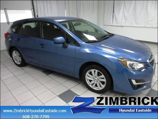 2015 subaru impreza premium awd premium 4dr wagon cvt for sale in madison wisconsin. Black Bedroom Furniture Sets. Home Design Ideas