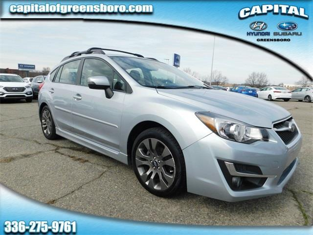 2015 subaru impreza sport limited awd sport limited 4dr wagon for sale in greensboro. Black Bedroom Furniture Sets. Home Design Ideas