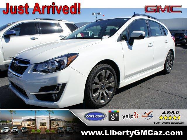 2015 subaru impreza sport premium awd sport premium 4dr wagon cvt for sale in peoria. Black Bedroom Furniture Sets. Home Design Ideas