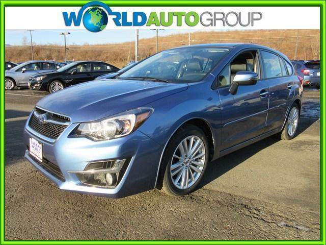 2015 subaru impreza awd limited 4dr wagon for sale in fredon new jersey classified. Black Bedroom Furniture Sets. Home Design Ideas