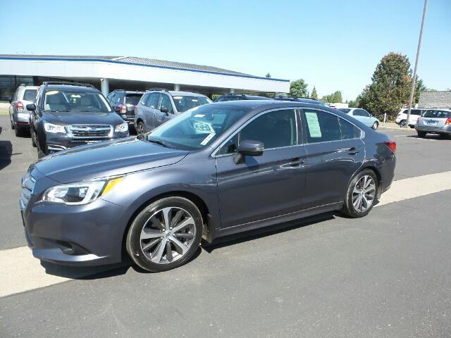 2015 subaru legacy limited awd limited 4dr sedan for sale in medford oregon. Black Bedroom Furniture Sets. Home Design Ideas
