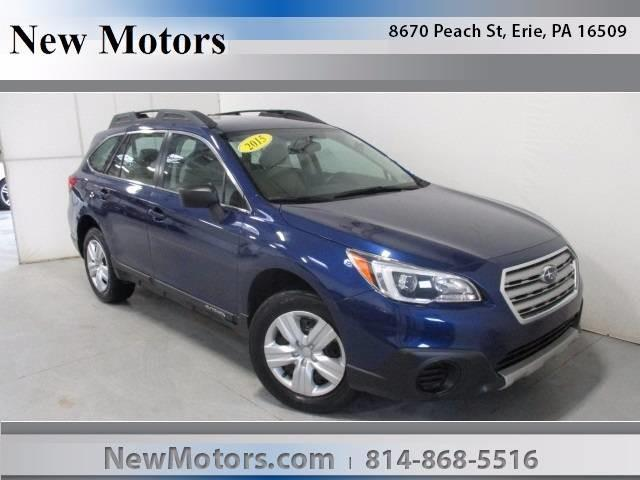 2015 Subaru Outback Awd 4dr Wagon For Sale In
