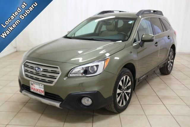 2015 subaru outback limited awd limited 4dr wagon for sale in massillon ohio. Black Bedroom Furniture Sets. Home Design Ideas