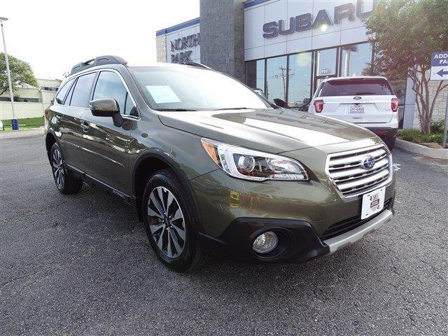 2015 subaru outback 3 6r limited awd 3 6r limited 4dr wagon for sale in san antonio texas. Black Bedroom Furniture Sets. Home Design Ideas